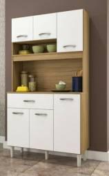 Armário de Cozinha 6 Portas Clivia (Promoção)<br><br>
