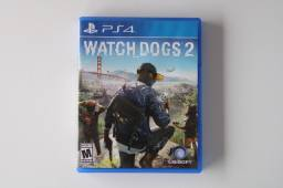 Jogos Ps4 - Watch Dogs 2