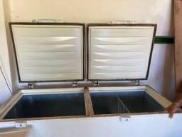 Freezer horizontal 500 litros