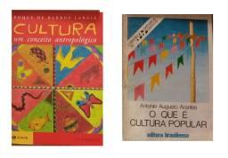 Cultura: um conceito antropológico e O que é cultura popular