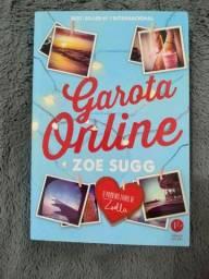 "Livro ""Garota Online"" da Zoe Sugg"