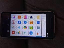 LG K4 com toque fantasma
