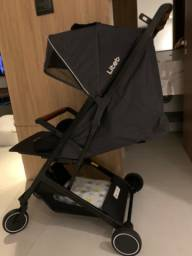 Carrinho de bebê Litet Cube - ultra compacto e robusto
