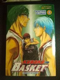 Mangá kuroko no basket