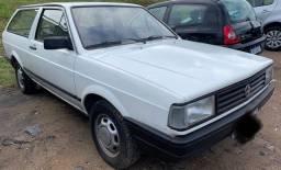 VW PARATI CL 1.6 1990 Muito Inteira Raridade R$8.900,Financia