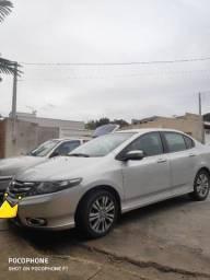 Honda city lx 1.5 Flex Aut 2014