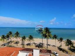 Apartamento mobiliado com à beira mar de Candeias 3 dormitórios para alugar, 123 m² por R$