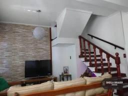 Sobrado com 5 dormitórios para alugar, 150 m² por R$ 3.000/mês - Picanco - Guarulhos/SP