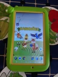 Tablet DL c Capinha emborrachada