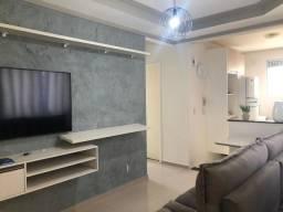 Apartamento com 2 dormitórios para alugar, 47 m² por R$ 1.300,00/mês - Edifício Parque Ilh