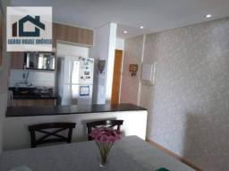 Apartamento com 3 dormitórios à venda, 78 m² por R$ 445.000 - Vila Galvão - Guarulhos/SP