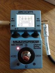 Pedal Zoom Ms-70cdr Ms70 Cdr Multstomp<br><br>