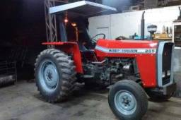 Trator 265 4x2 serviço