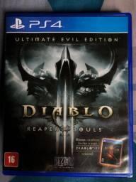 DIABLO REAPER OF SOULS PS4