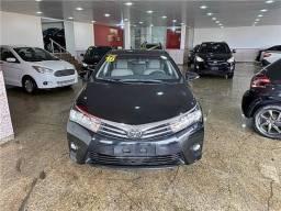 Toyota Corolla 2.0 Xei Automático 2016 *Blindado