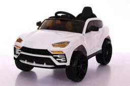 Mini carro elétrico infantil com controle remoto 12v Outlet