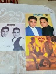 3 Lps Zezé di Camargo e Luciano e João Paulo e Daniel em excelente estado, usado comprar usado  Amparo