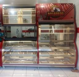 Fabricamos balcões frigoríficos