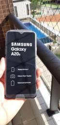 A20S Samsung - Pra vender logo