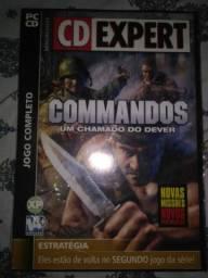 CD EXPERT Commandos: Um chamado do dever comprar usado  São Paulo