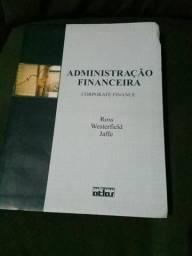 Livro Administração financeira.