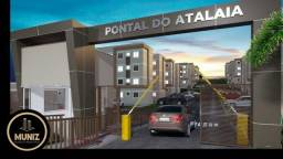 Título do anúncio: 2 Apartamento, piscina, segurança 24h em Rio Doce, com aprovação imediato