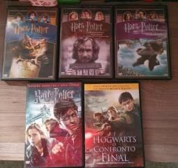 Usado, DVDs Harry Potter comprar usado  Manaus