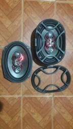 Alto falante 6x9 BRAVOX (NOVO) comprar usado  Sorocaba
