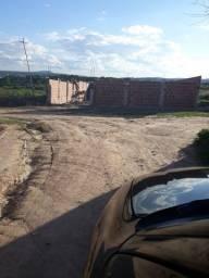 Terreno 10x20m (200m²) em Serrinha
