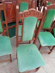 Cadeiras em sucupira...Oportunidade  Urgente aceito cartão..