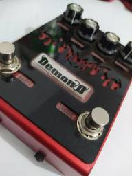 Pedal Drive e Booster de boutique Demon D
