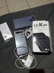 Troco LG K41S NOVO