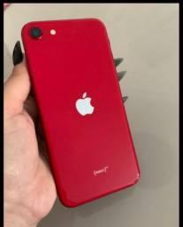 IPhone SE 2020 Vermelho +N.F