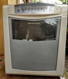 Lava louça 8 serviços Brastemp 110v