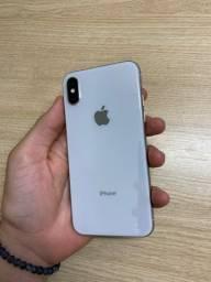 Iphone X 64GB (parcelo cartão)