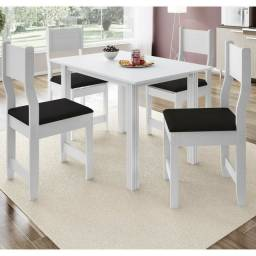Mesa com 4 cadeira Dallas-pague na entrega!! frete  grátis!!