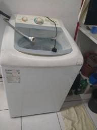Máquina de lavar *com defeito*
