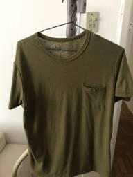 Camiseta Devore Foxton Original , Tamanho : M