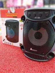 caixa de som Bluetooth 65R$