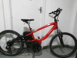 Bicicleta Dafra elétrica