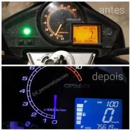 Painéis  de motos ( veja a descrição)
