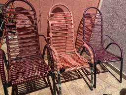 Cadeiras de descanso
