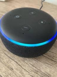 Alexa eco dot 3 + lâmpada