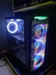 PC gamer última geração top barato computador