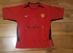 Camisa Manchester United Vodafone Nike sem Número Tamanho P