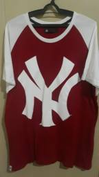 Camiseta New Era Yankees original