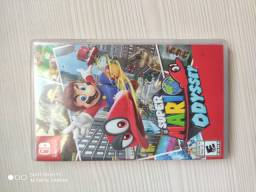 Jogo Switch - Mario Odyssey