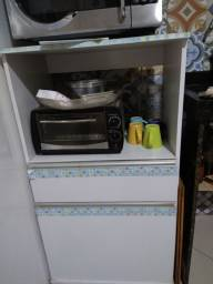 Móvel para forno e microondas