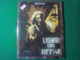 Livro de RPG Liber Des Ritae (Conclave Editora) novo