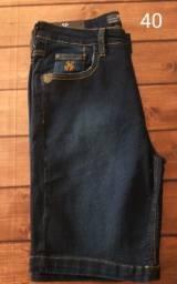 Bermuda Jeans John John Tamanho 40 - Original - Leia o anúncio